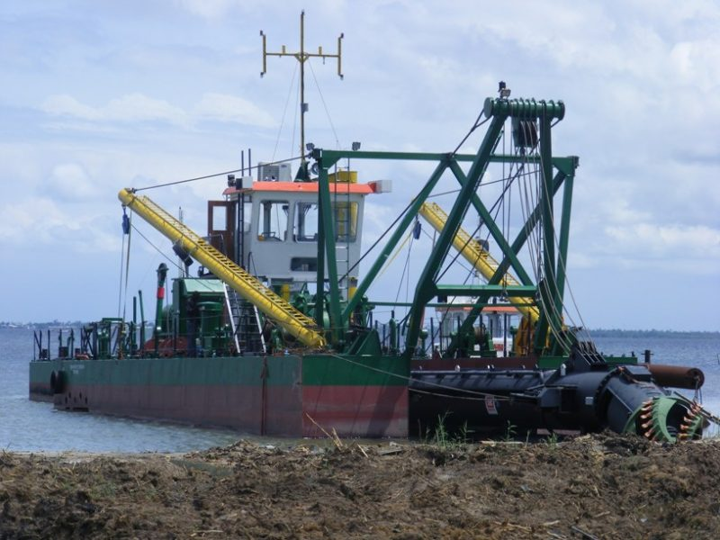 Dredge Projects